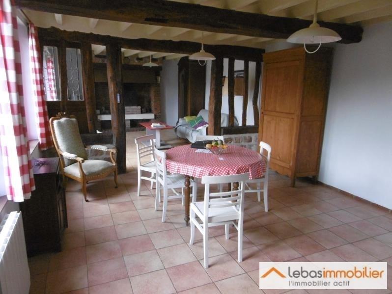 Vendita casa Cany barville 137000€ - Fotografia 4