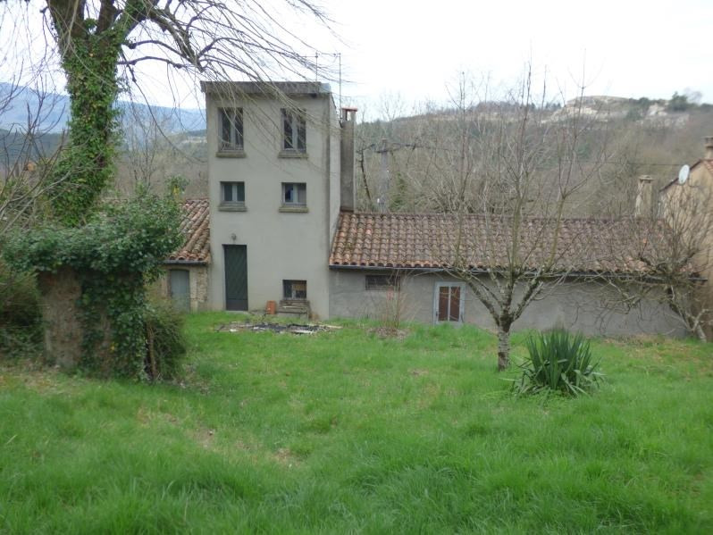 Sale house / villa Payrin augmontel 58 000€ - Picture 1