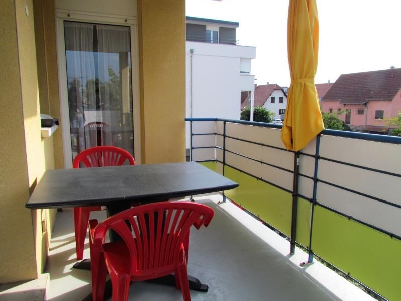 Sale apartment Hoenheim 148400€ - Picture 3
