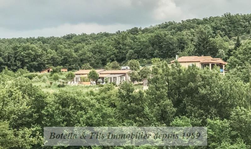 Vente de prestige maison / villa Barjac 899000€ - Photo 1