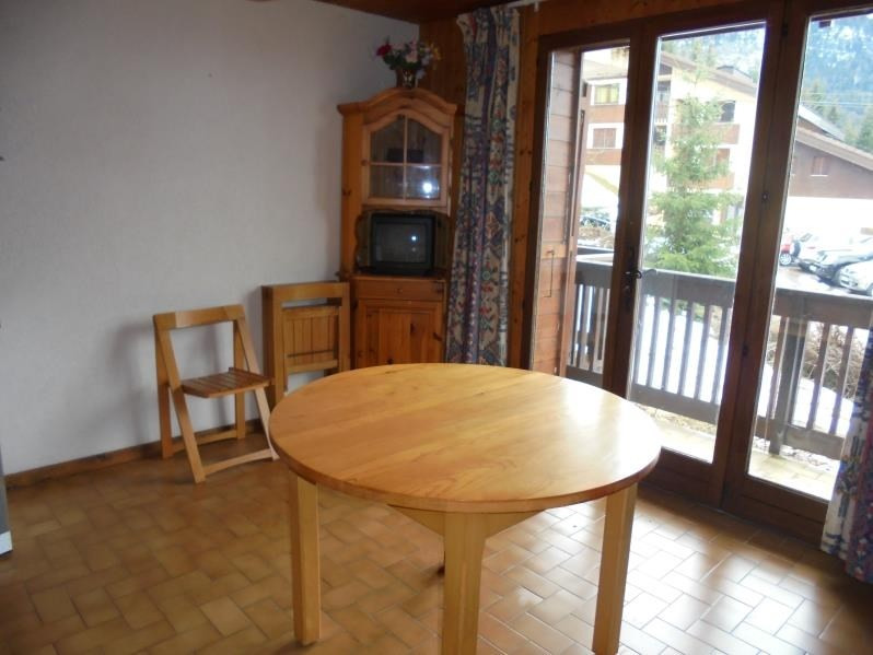 Vente appartement Mont saxonnex 45 000€ - Photo 3