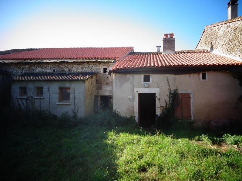 Vente maison / villa Pamproux 49500€ - Photo 5