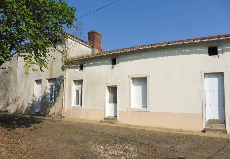 Sale house / villa Beausse 91300€ - Picture 1