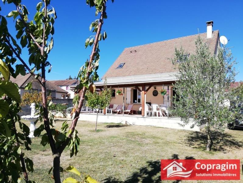 Sale house / villa Vinneuf 267500€ - Picture 1