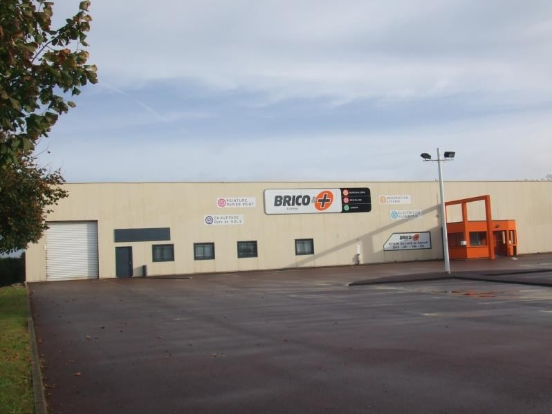 Vente local commercial Lessay 832 000€ - Photo 1