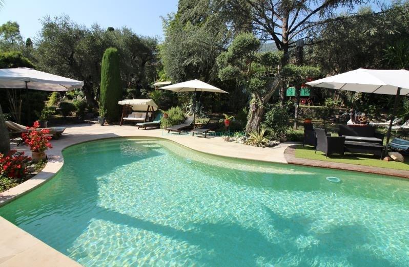 Vente de prestige maison / villa Peymeinade 735000€ - Photo 1