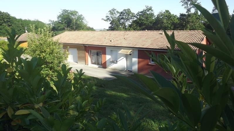 Sale house / villa Cauneille 260600€ - Picture 1