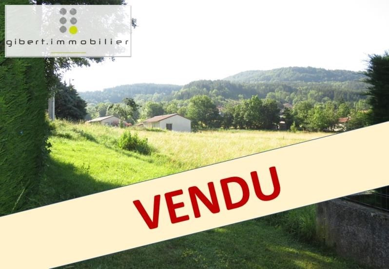 Vente terrain Arsac en velay 59 500€ - Photo 1