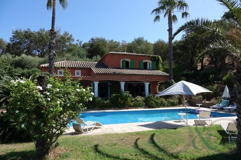 Deluxe sale house / villa Bormes les mimosas 1350000€ - Picture 1