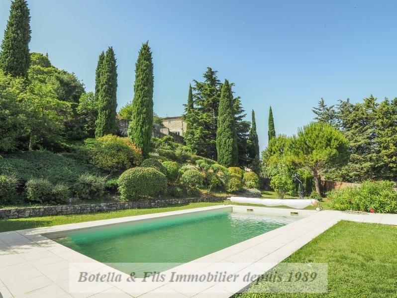 Immobile residenziali di prestigio casa Uzes 750000€ - Fotografia 4