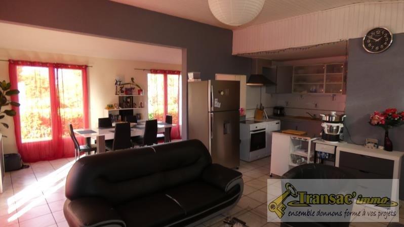 Vente maison / villa Courpiere 107000€ - Photo 3