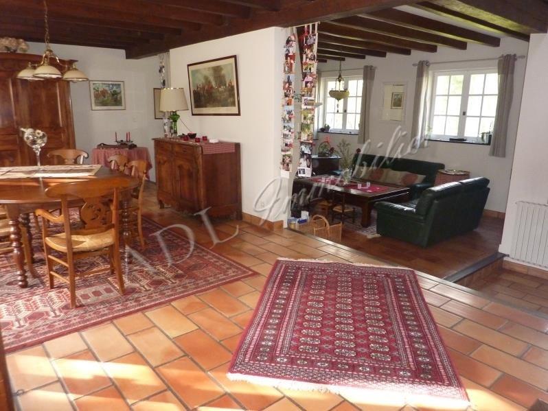 Deluxe sale house / villa Lamorlaye 670000€ - Picture 2