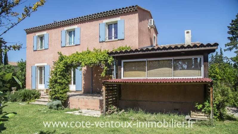 Vente maison / villa Aubignan 325 000€ - Photo 14