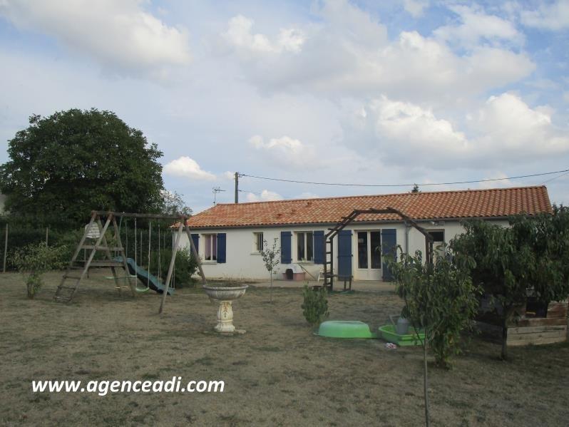 Vente maison / villa Auge 149760€ - Photo 1