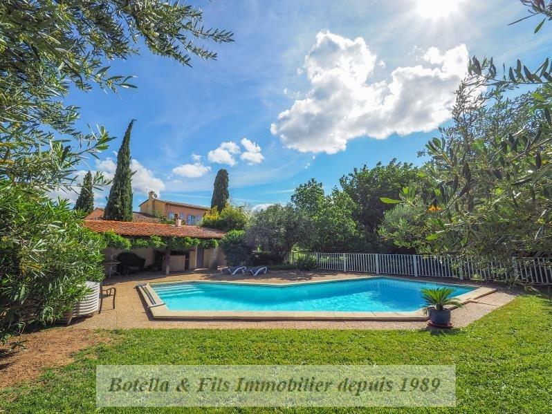 Verkoop van prestige  huis Uzes 899000€ - Foto 1