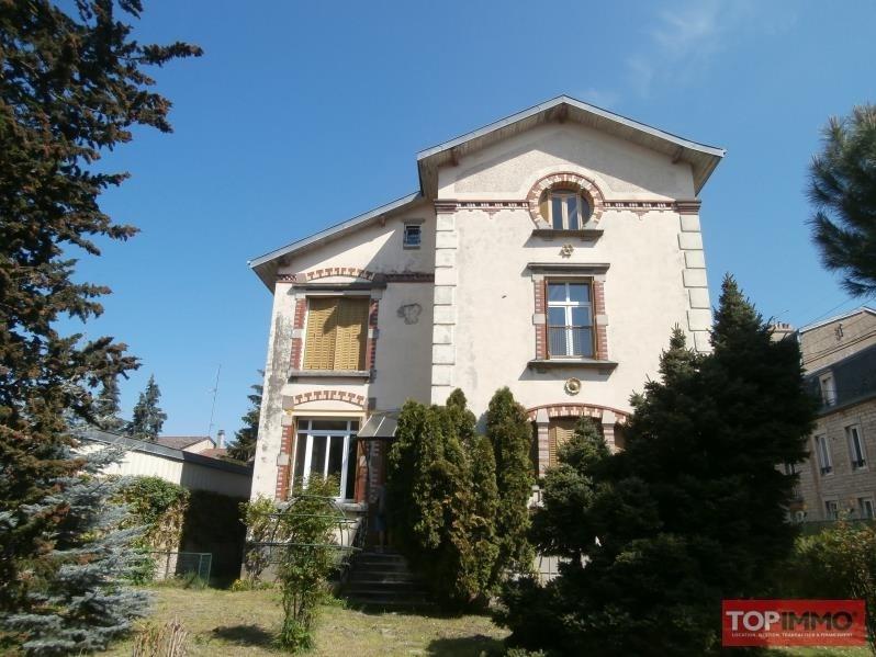 Sale house / villa Luneville 252000€ - Picture 1