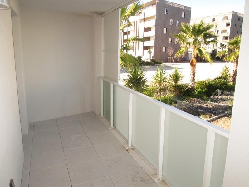Rental apartment Sete 405€ CC - Picture 2
