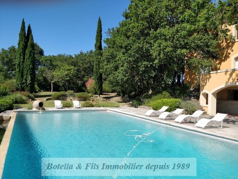 Vente de prestige maison / villa Villeneuve les avignon 1706000€ - Photo 4