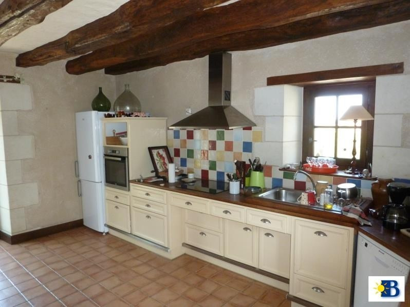 Location maison / villa Dange st romain 630€ CC - Photo 4