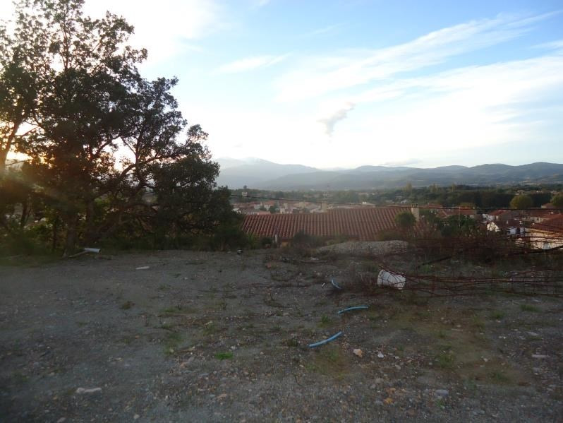 Vente terrain Maureillas las illas 108 000€ - Photo 1