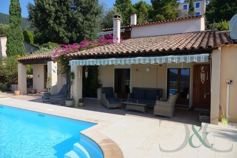 Immobile residenziali di prestigio casa Rayol canadel sur mer 950000€ - Fotografia 1
