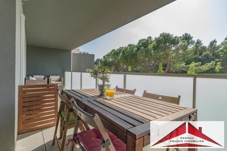 Sale apartment Le cres 249000€ - Picture 1