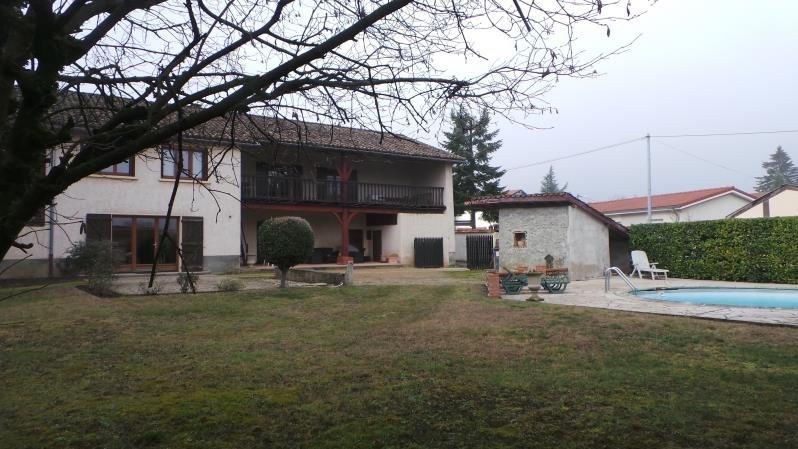 Vente maison / villa St jean de niost 465000€ - Photo 1