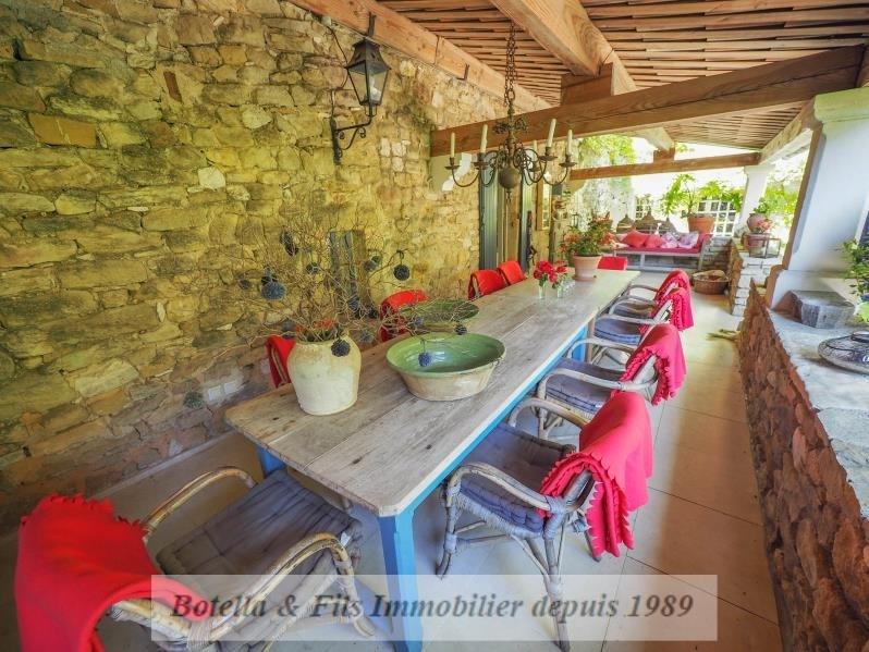 Immobile residenziali di prestigio casa Uzes 1200000€ - Fotografia 10