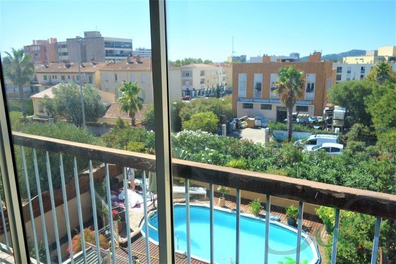 Vente appartement Le lavandou 108000€ - Photo 2