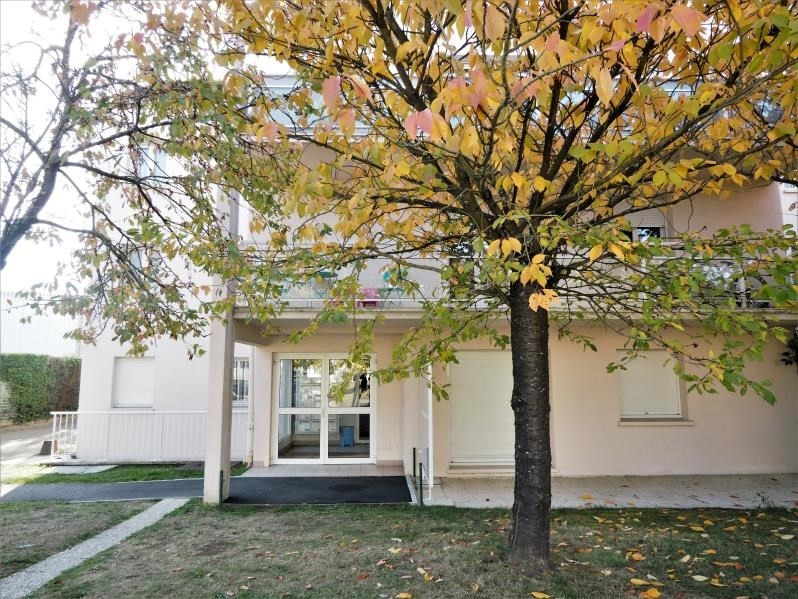 Sale apartment Bois d'arcy 168000€ - Picture 2