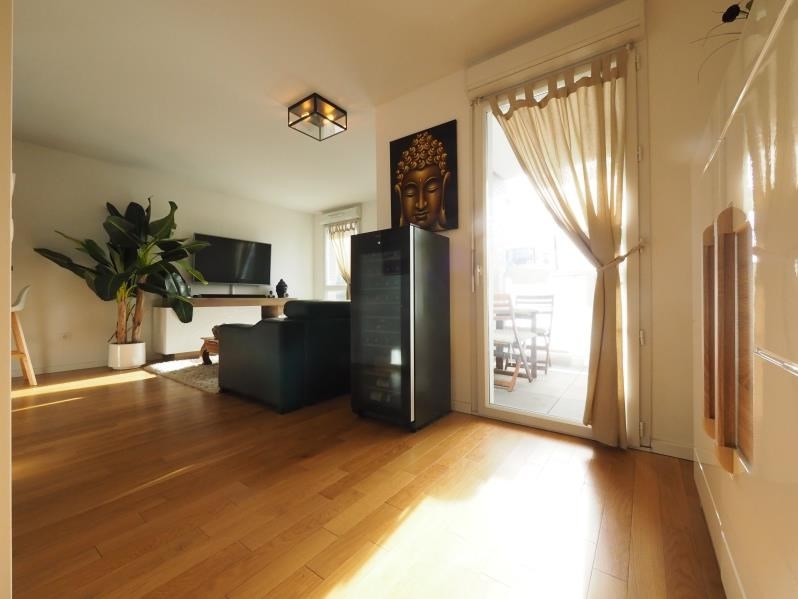 Sale apartment Bois d'arcy 273 000€ - Picture 2