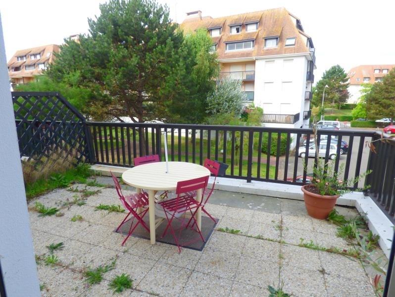 Verkoop  appartement Villers sur mer 118000€ - Foto 6