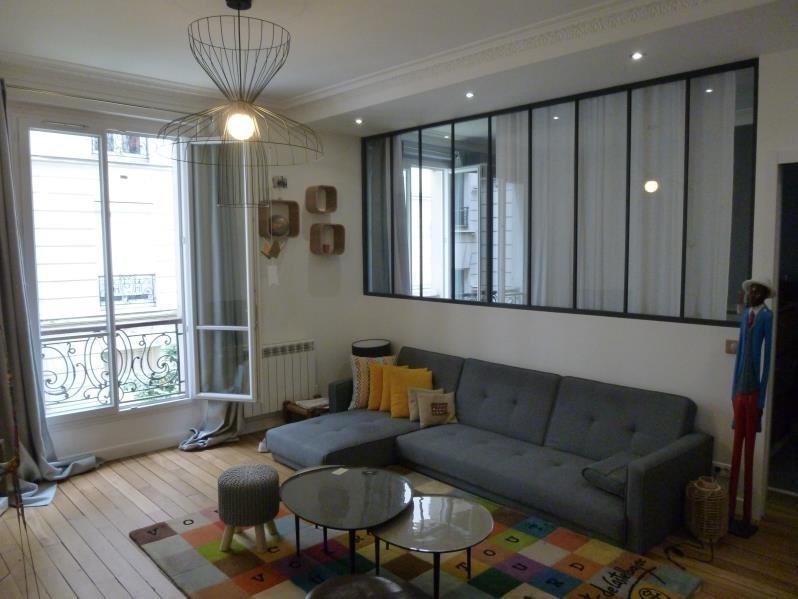 Vente appartement Paris 18ème 587000€ - Photo 1