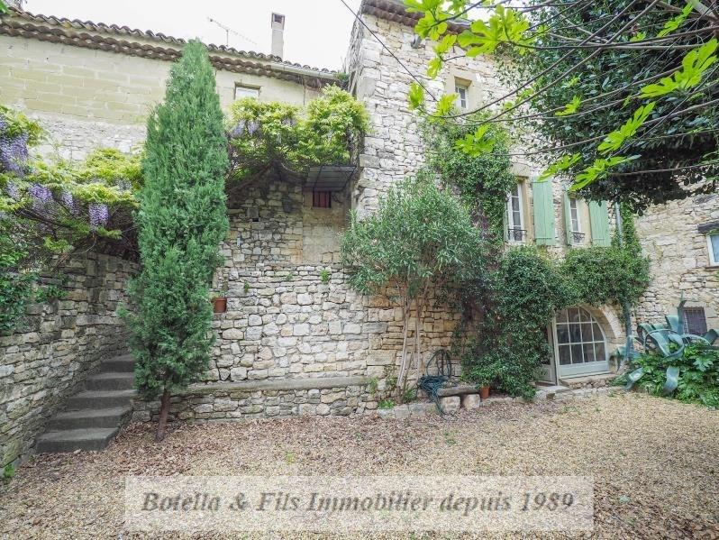 Venta  casa Uzes 448000€ - Fotografía 17