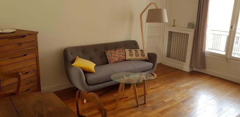 Location appartement Courbevoie 1150€ CC - Photo 1