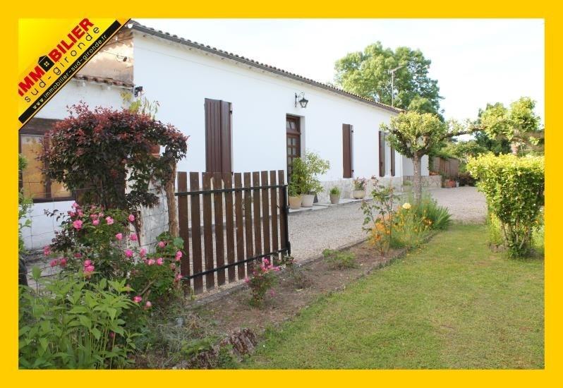 Sale house / villa Langon 202100€ - Picture 1