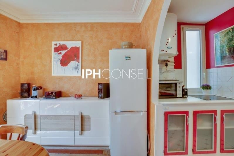 Vente appartement Paris 17ème 480000€ - Photo 6