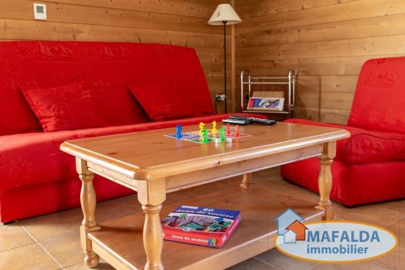 Vente appartement Mont saxonnex 149000€ - Photo 2