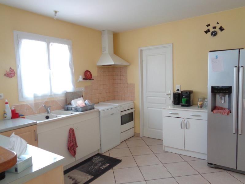 Vente maison / villa Pamproux 110000€ - Photo 4