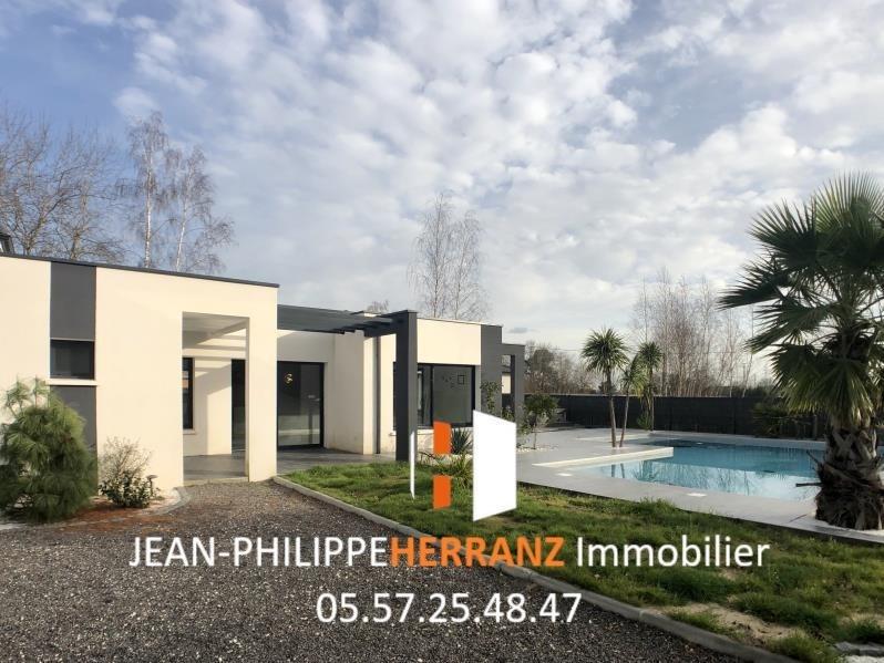 Sale house / villa St genes de fronsac 546000€ - Picture 1