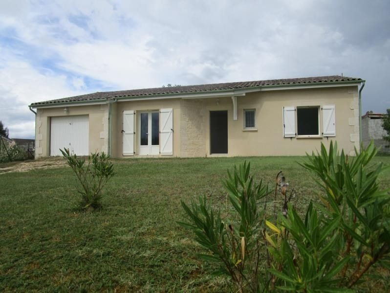 Vente maison / villa St front de pradoux 132000€ - Photo 1