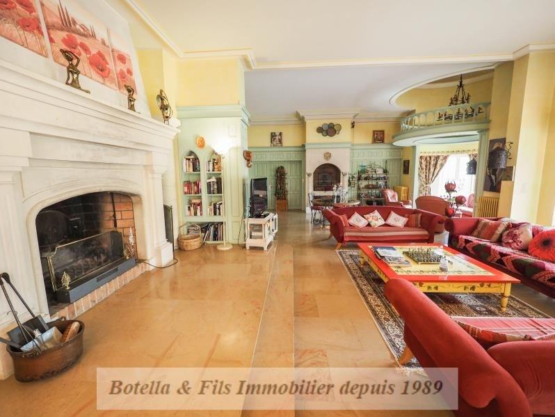 Vente de prestige maison / villa Barjac 1270000€ - Photo 6