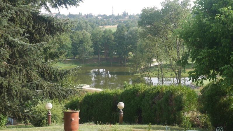 Deluxe sale house / villa Dommartin 720000€ - Picture 2