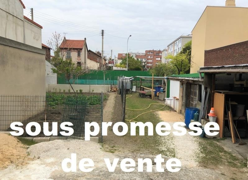 Sale site Bois colombes 1 442 000€ - Picture 1