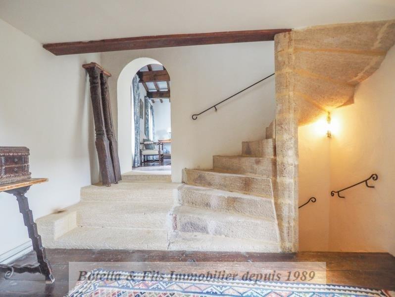Vente de prestige maison / villa Uzes 995000€ - Photo 12