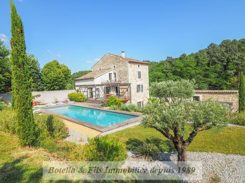 Immobile residenziali di prestigio casa Barjac 795000€ - Fotografia 18