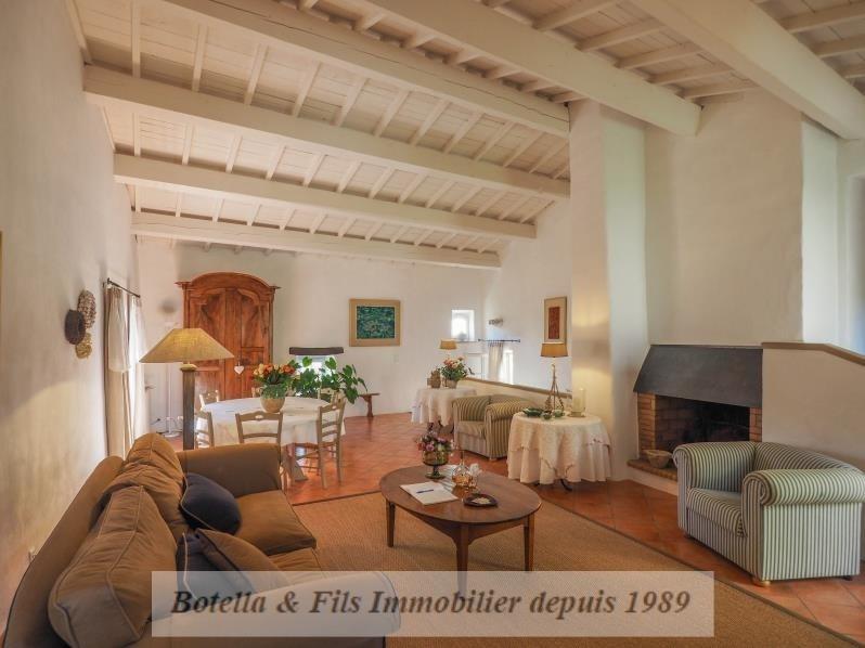 Immobile residenziali di prestigio casa Uzes 1100000€ - Fotografia 7
