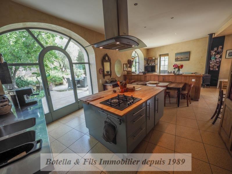 Vente de prestige maison / villa Uzes 690000€ - Photo 4