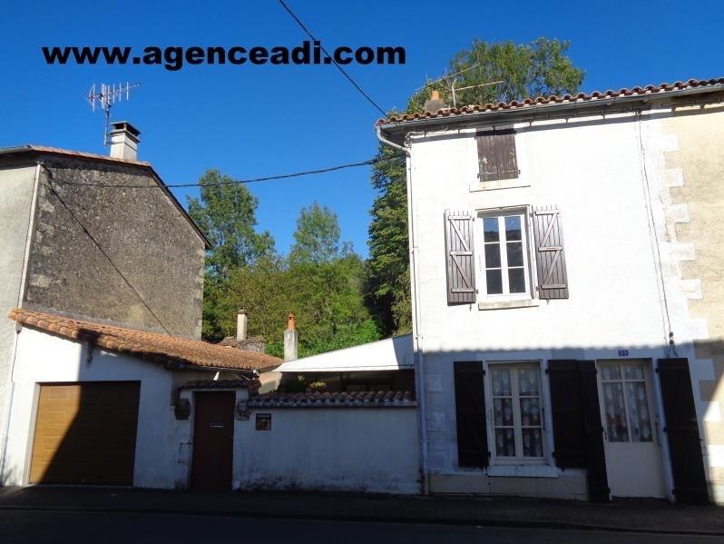 Vente maison / villa La mothe st heray 44000€ - Photo 1