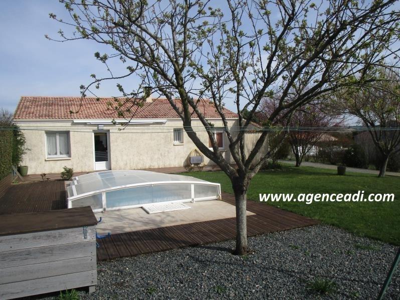 Vente maison / villa St martin de st maixent 176800€ - Photo 1